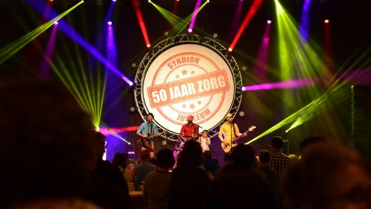 50 jarig jubileum Syndion