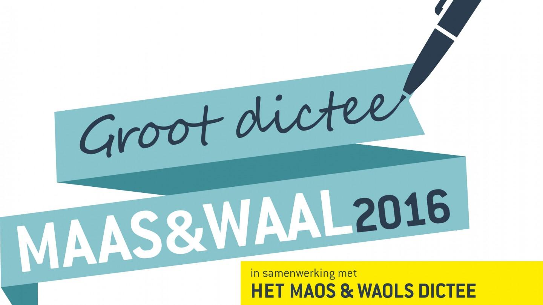 Groot dictee Maas & Waal 2016