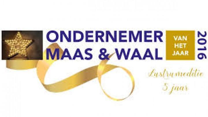 Ondernemer van het jaar Maas & Waal 2016