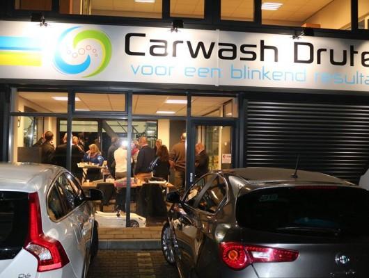 Impressie bijeenkomst CarWash Druten