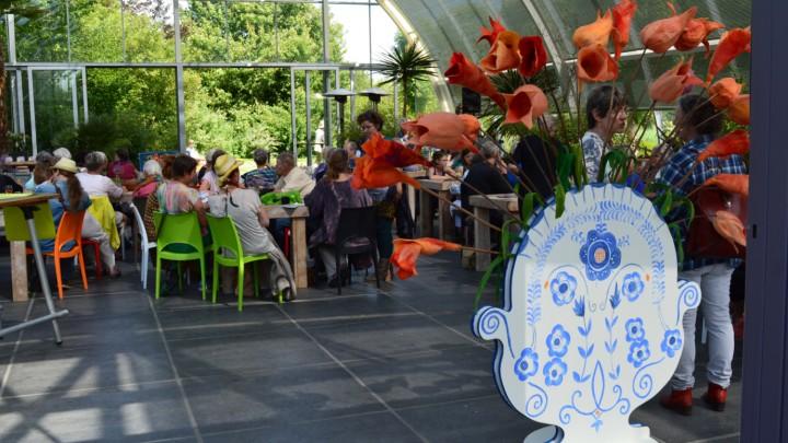 Zeer feestelijke opening expositie BuitenGewoonVilt