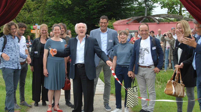 Herman van Veen betovert tuinontwerpers