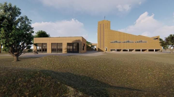 RTP ontvangt opdracht renovatie kerk 's Heeren Loo