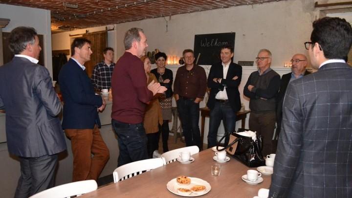 Impressie bijeenkomst bij De Dalenshof