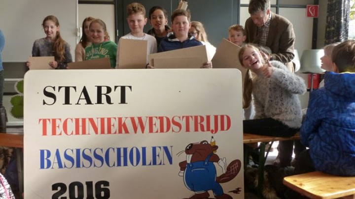 Startmanifestatie Stichting Techniekwedstrijd