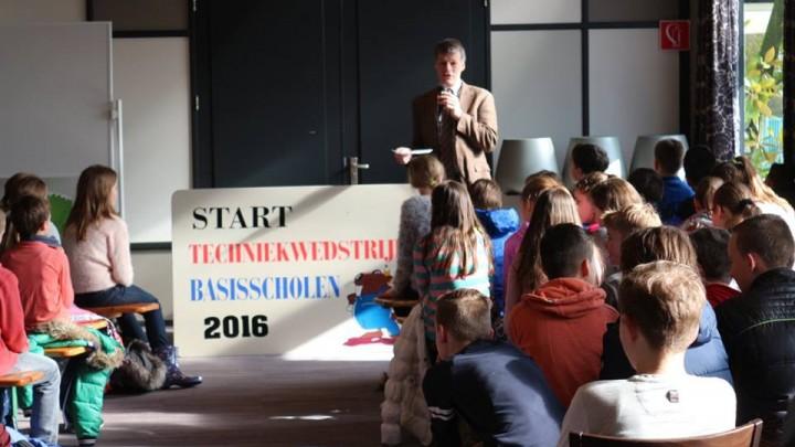 Dialoog: Startmanifestatie Stichting Techniekwedstrijd