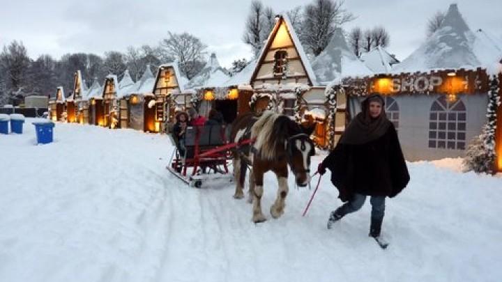 Appeltern viert de winter met het Winterfestival