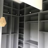 Verbouw keuken, badkamer, toilet, kastenwand & haard