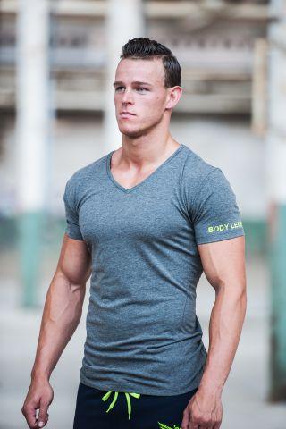 Body Legends T-shirt Toned - Stone