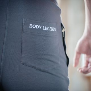 Body Legends Legendary pants - Stone