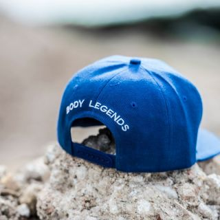 Body Legends SnapBack Blue Sea
