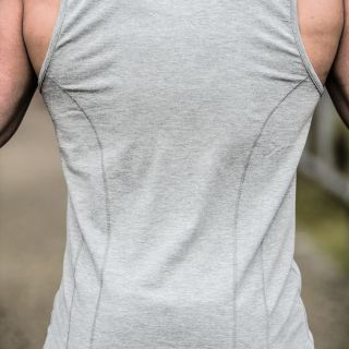Body legends legendary tank - grey melange