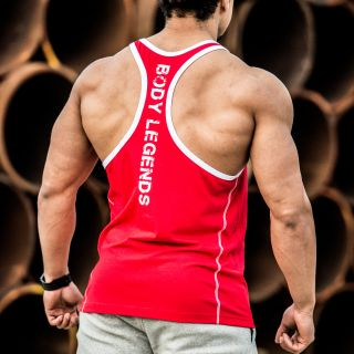 Body Legends Stringer Deep Red