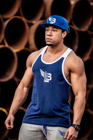 Body Legends Stringer Deep Blue