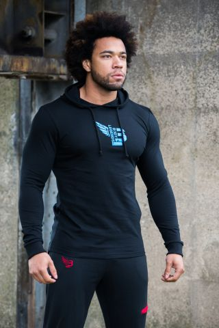 Body Legends Pullover hoodie Toned Black