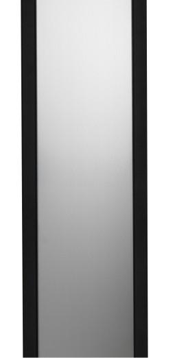 Allux statief 1001 zwart / RVS