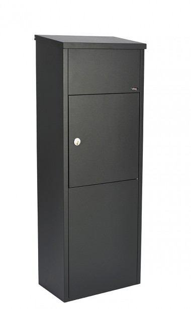 Pakketbox 600 Zwart