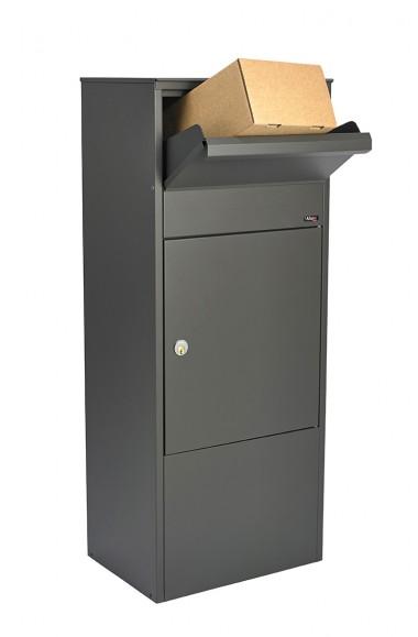 Pakketbox 800 Antraciet
