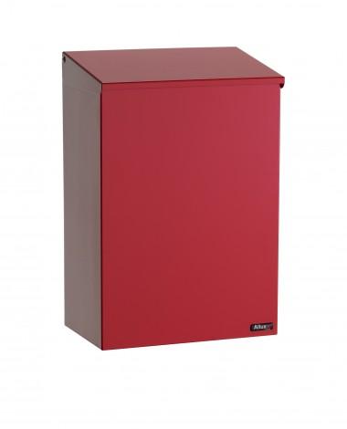 brievenbus Allux 100 rood