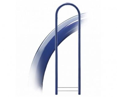Bobi Round statief Donkerblauw ral 5003