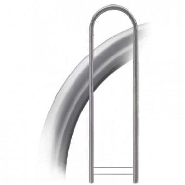 Bobi Round statief verzinkt staal