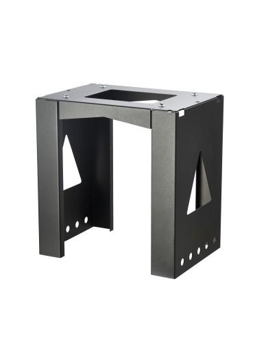 Allux pakketbox statief 8002 Zwart