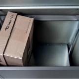 Pakketbox 600 Antraciet