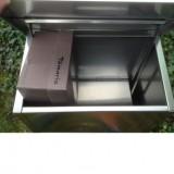 Pakketbox 600 RVS