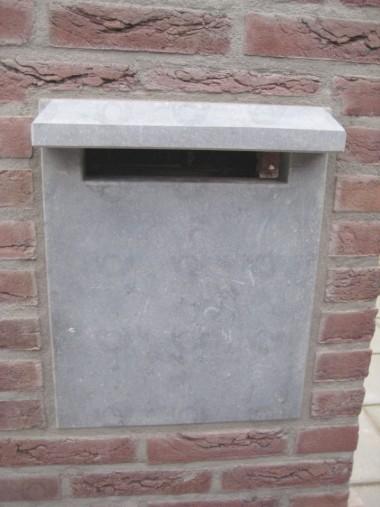 Natuursteen sleuf Extra Large Belgisch Hardsteen