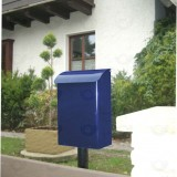 Safepost model 14 Blauw