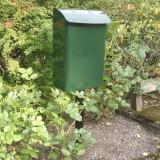 Safepost model 14 Groen