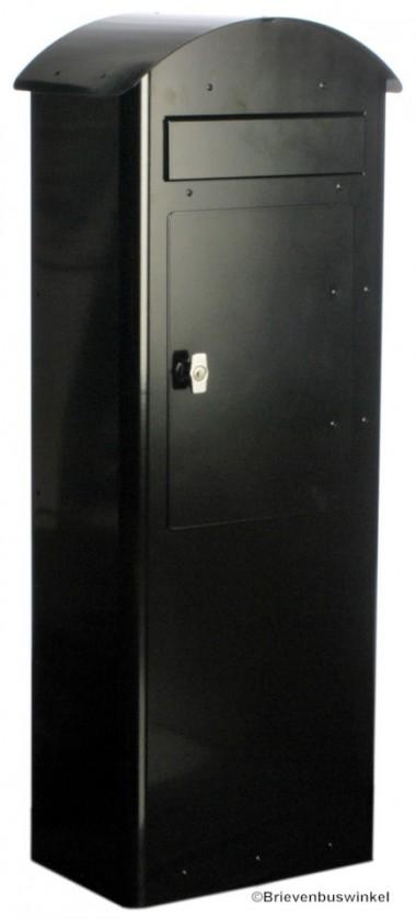 Safepost model 70-5 Zwart