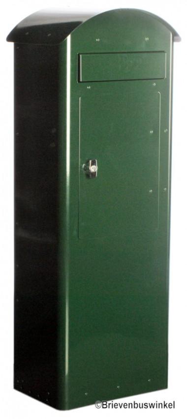 Safepost model 70-5 Groen