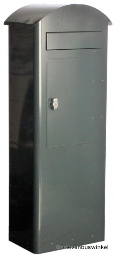 Safepost model 70-5 Antracietgrijs