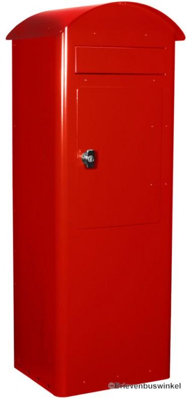 Safepost model 70-5 Rood