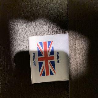 Engelse chesterfield 3 zits bank bruin als Nieuw