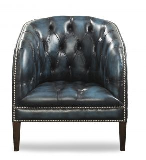 The York Chesterfield Tub Chair