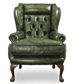 The Dundee Chesterfield fauteuil