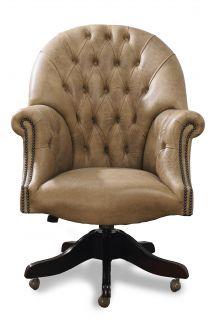 Director chesterfield bureaustoel