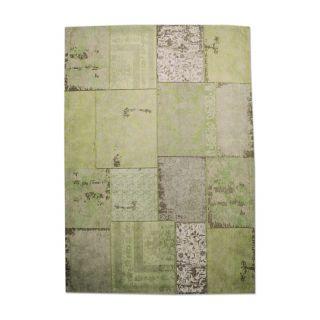 Vintage Tapijt Groen