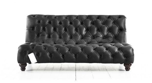 The Victorian chesterfield