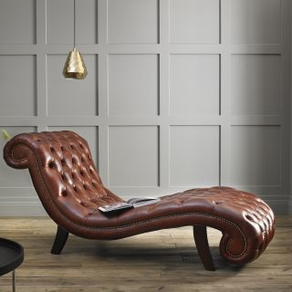 The Chaise Longue Madonna Chesterfield