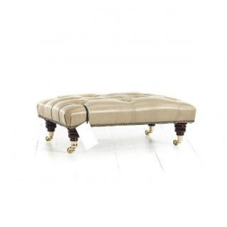 The Queen Anne Footstool