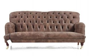 The Newcastle chesterfield