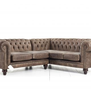 The Edinburgh hoekbank Chesterfield