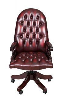 Bristol chesterfield bureaustoel