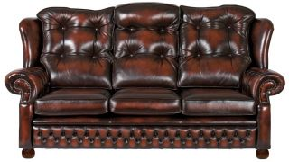 The Highlander Chesterfield