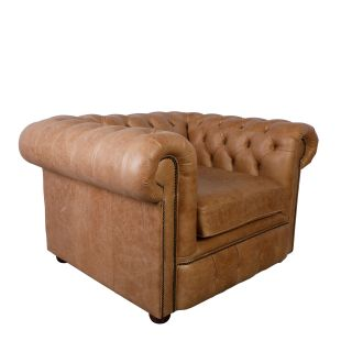 The Belfast chesterfield clubfauteuil