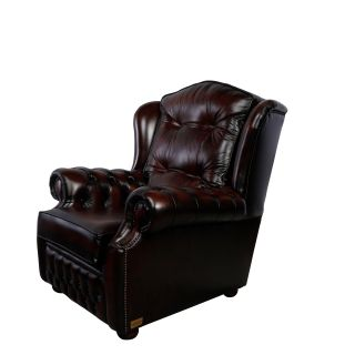 The Suzanne Chesterfield Fauteuil