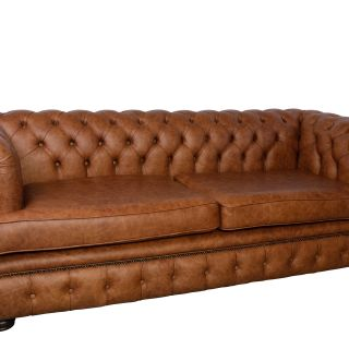 The Glasgow chesterfield